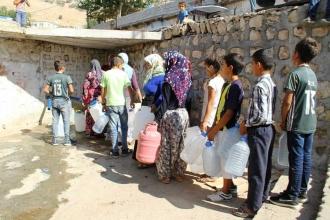 Fındık beldesi halkı su sorunlarının çözülmesini istiyor