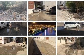 Cizre sokakları çöpten ve çamurdan geçilmiyor