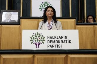 HDP grup toplantısı - 16 Ekim 2018 Salı