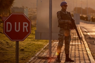 Hakkari'de 5 bölge, özel güvenlik bölgesi ilan edildi (26 Şubat 2020)