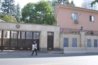 İran Büyükelçiliğine 'canlı bomba saldırısı' ihbarı