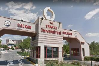 Trakya Üniversitesi'nde 6 milyonluk tıbbi malzeme kayıp!