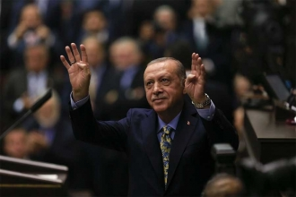 Erdoğan'ın brüt maaşı yüzde 26 zamla 74 bin 500 liraya yükseliyor