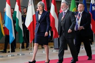 AB Liderler Zirvesi, Brexit oturumuyla başladı