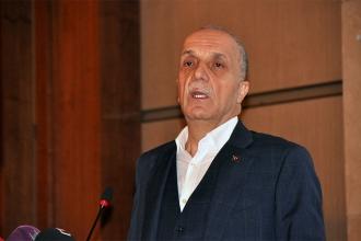 Türk-İş Başkanından 3 bakana 'samimiyetsizlik' suçlaması