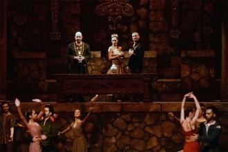 'Hamlet' bale eseri olarak sanatseverler ile buluştu