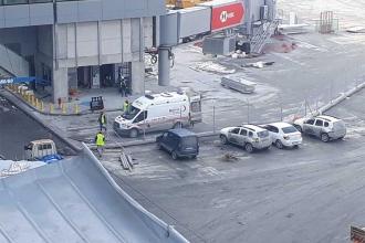 3. Havalimanında iş kazası yaşandı