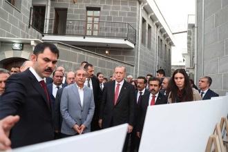 Diyarbakır'da şu an yapılan betonarme yapılar tarih mi?
