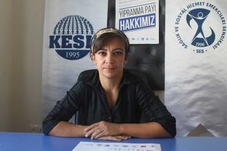 SES MYK Üyesi Aylin Akçay: Yöneticimize 'abartıyorsun' demişlerdi, pozitif çıktı