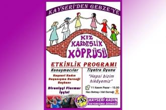 Kayseri'de kadınlar, Flormar işçileri için bir araya geliyor