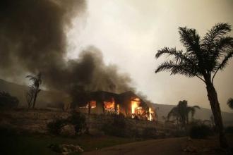 California'daki yangınlarda ölü sayısı 42'ye çıktı