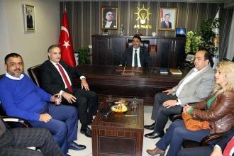 CHP'li Gülüç Beldesi Belediye başkanı AKP'ye geçti