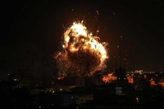 Filistinli gruplar: Gazze'de ateşkes sağlandı