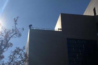 Meclis çatısında işsizlik isyanı!