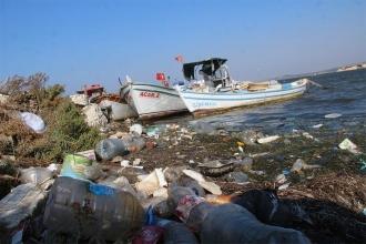 Didim Taşburun Limanı'nda 'bu kadarı da olmaz' dedirten kirlilik