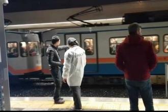 Zeytinburnu Metro İstasyonu kaza nedeniyle bir süre kapalı kaldı