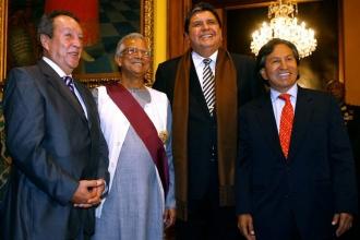 Eski Peru Devlet Başkanı Uruguay'a sığınma talebinde bulundu
