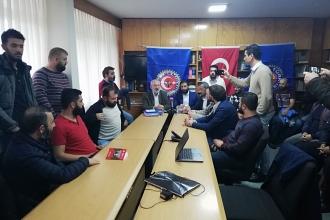İZBAN'da işçiler 10 Aralık'ta greve çıkıyor