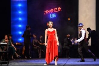 Tangopera müzikali ilk kez seyirciyle buluşacak