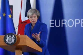 Brexit'te son sözü May değil, parlamento söyleyecek