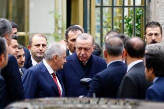 Binali Yıldırım İstanbul adaylığı için ilk kez konuştu