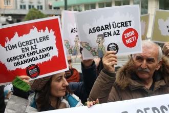 CHP'nin asgari ücretliye önerisi 2 bin 200 lira oldu