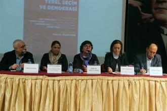 'Merkezde kurulamayan demokrasi ittifakı yerellerde kurulabilir'