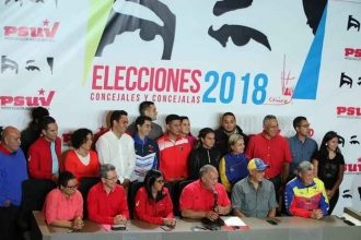 Venezuela'da belediye seçimlerinde katılım yüzde 27'de kaldı