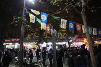 Bu kez de HDP Batman il binasına baskın: 28 gözaltı