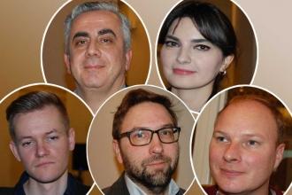 İsveçli milletvekili ve gazeteciler: Demirtaş serbest bırakılmalı