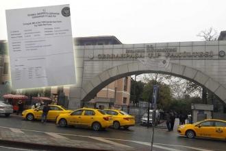 Cerrahpaşa'da yapılmayan tahlilin belgesi: Cihaz yok