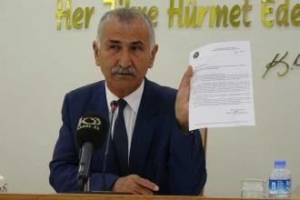 Bozyazı'nın MHP'li Belediye Başkanı partisinden istifa etti
