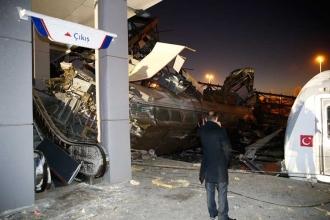 Ankara'da Yüksek Hızlı Tren kaza yaptı: 4 ölü 43 yaralı