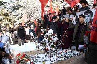 17'sinde idam edilen Erdal Eren, Türkiye'nin her yerinde anıldı