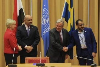 İsveç'teki Yemen konulu istişare toplantılarında 'anlaşma' sağlandı