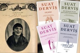 Unutturulamayan büyük bir yazar: Suat Derviş
