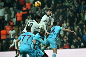 Beşiktaş ile Trabzonspor 2'şer golle puanları paylaştı: 2-2