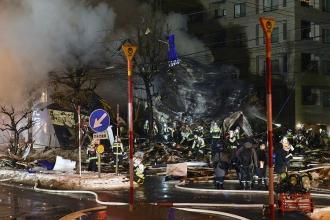 Japonya'da restoranda patlama meydana geldi, 41 kişi yaralandı