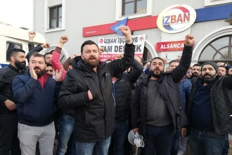 İZBAN, where the strike continues, revises offer following minimum wage hike