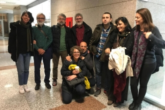 Jail terms rain down in the Özgür Gündem newspaper acting editor-in-chief trial