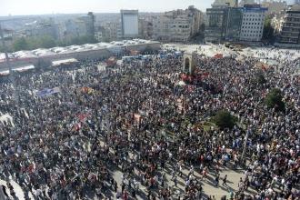 Gezi davasında 9 kişiye beraat, Osman Kavala için tahliye kararı verildi