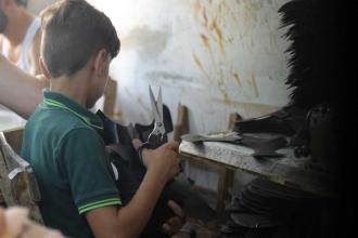 Çocuk işçi sayısı 1 yılda 7 bin arttı, 7 yılda 426 çocuk işçi hayatını kaybetti