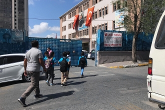 Increasing dissatisfaction in teachers' rooms at schools in Turkey