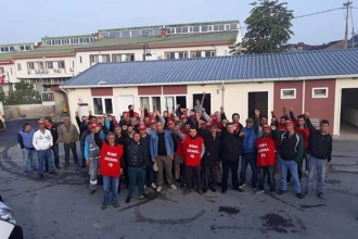 Resistance yields gains for Maltepe Municipality workers who had halted work