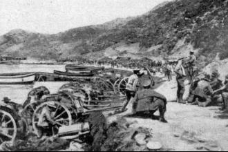 Tarihin yeniden inşası: Çanakkale