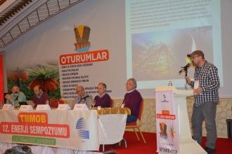 Diyarbakır 12. Enerji Sempozyumu: Doğanın yok edilmesine karşı mücadele çağrısı