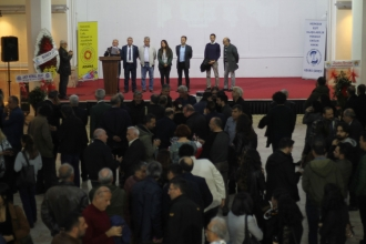 KESK'in 24'üncü yılı Adana ve Zonguldak'ta kutlandı