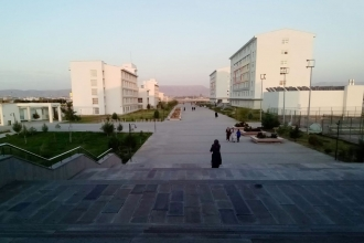 Aksaray'da KYK yurdunda 8 öğrenci yedikleri yemekten zehirlendi