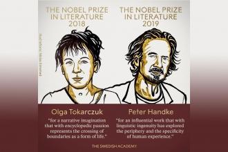 Peter Handke'ye verilen Nobel tartışması büyüyor