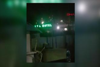 Somali'de milletvekillerinin kaldığı otele saldırı düzenlendi